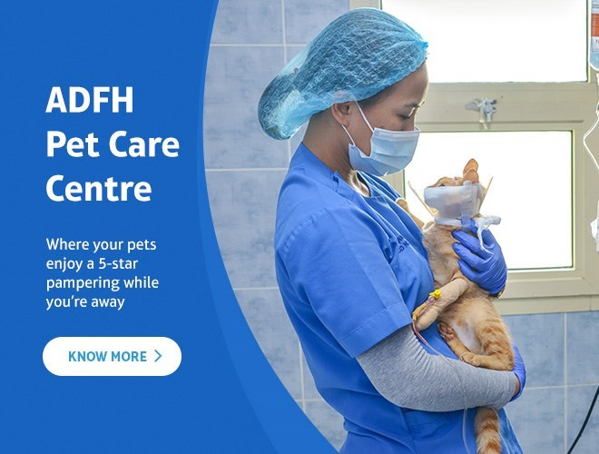 ADFH Pet Care Center