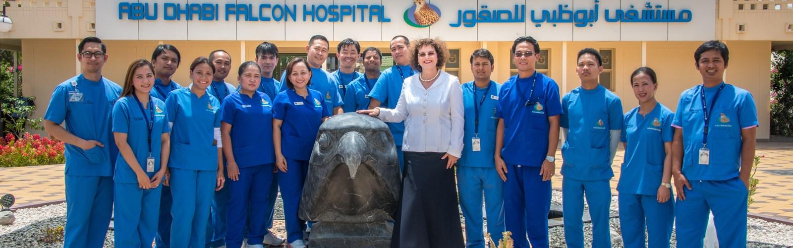 Meet Our Team | Abu Dhabi Falcon Hospital
